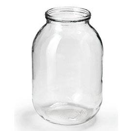 BSO-3 ,Банка стеклянная трехлитровая (3 литра)