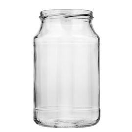 K-044 ,Банка литровая стеклянная 1 литр
