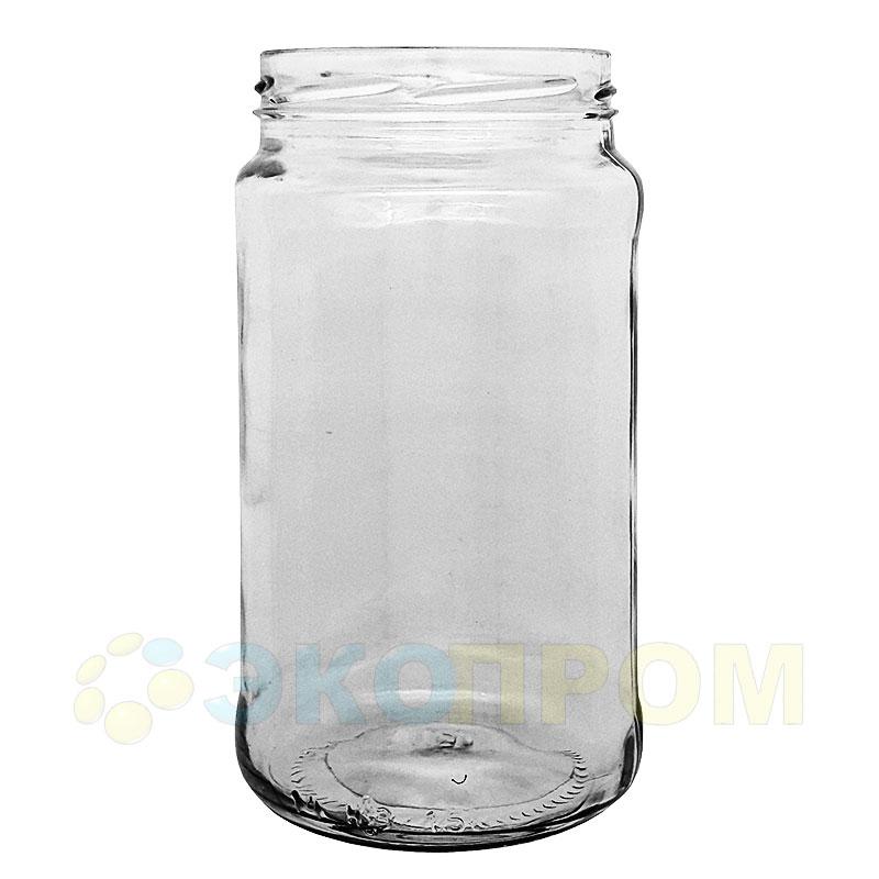 Банка стеклянная 1,5 литра