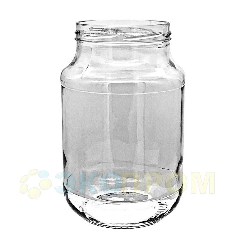 Банка стеклянная 2 литра