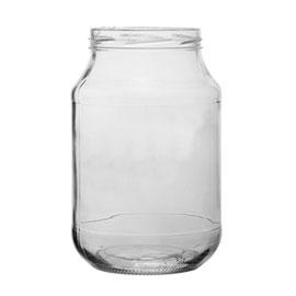 Банка стеклянная 2 литра, L-200, горловина TO100