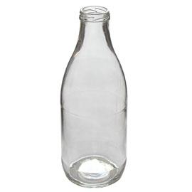 AK-1000 ,Бутылка стеклянная Литровая