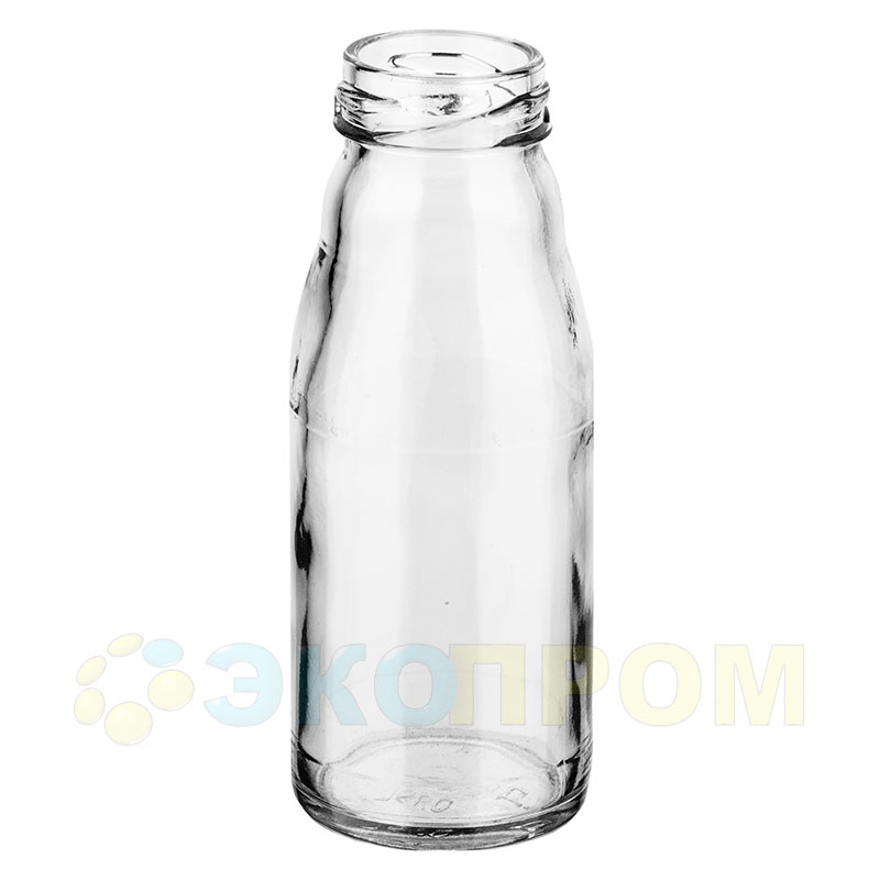 Бутылка стеклянная 190 мл