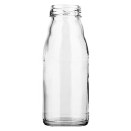 Бутылка стеклянная 190 мл, BDP-190, горловина TO38
