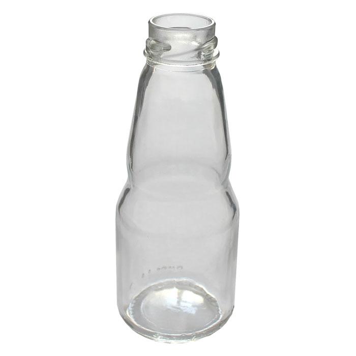 """Бутылка стеклянная """"Маленькая"""" 200 мл"""