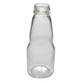 BK-200 ,Бутылка стеклянная 0,2 (200 мл)