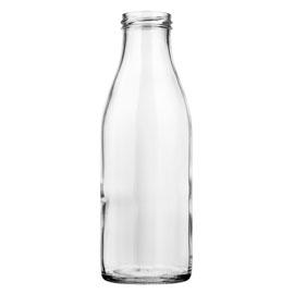 K-640 ,Бутылка молочная стеклянная